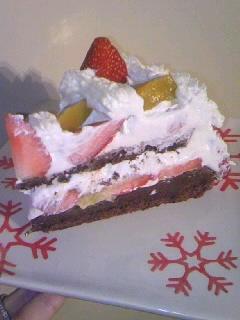 ケーキの断面図♪